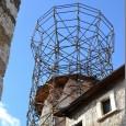 Navidezna rekonstrukcija podrtega stolpa