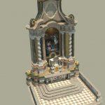 Frančiškani - glavni oltar